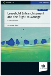leasehold enfranchisement 3rd ed